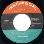Rare funk out of Coatesville, PA – 1972 – Liberation Records