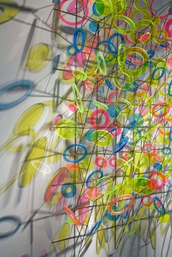 Warren Seelig, Shadowfield/Colored Light (detail)