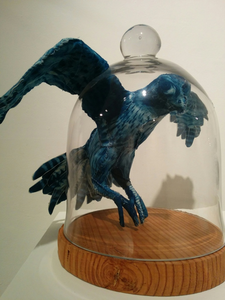 "Tasha Lewis, ""Falcon,"" 2013."